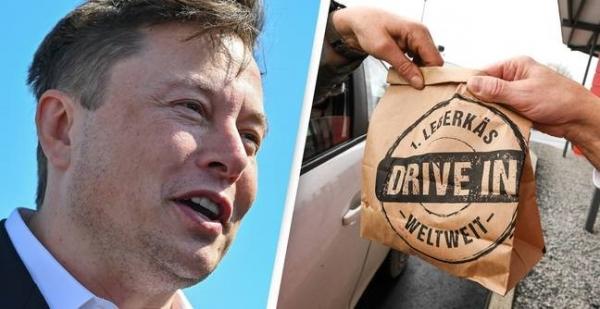 Elon Musk po mendon të hapë një restorant Tesla drive-in