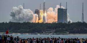 Kina është ulur në Mars