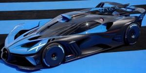 Një kryevepër si Bugatti Bolide