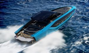 A e kishe imagjinuar ndonjëherë një yacht Lamborghini