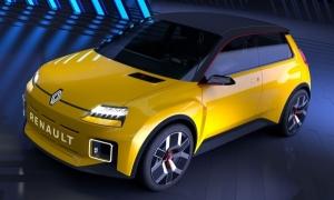 Rikthehet Renault 5 legjendar, por në format elektrik
