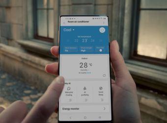 """Kjo reklamë e Samsung zbulon """"padashje"""" një all-screen Galaxy të ri"""