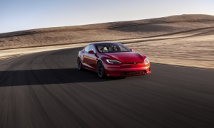 Tesla nis dorëzimin e modelit më të ri S Plaid