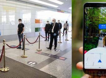 Ky aplikacion të mat distancën e sigurisë nga njeri tek tjetri
