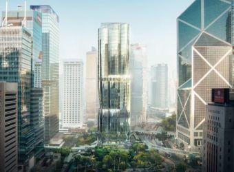 Zaha Hadid Architects zbulon qiellgërvishtësin që do të ndërtohet mbi truallin më të shtrenjtë në botë