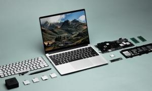 Framework dizenjon një laptop modular të riparueshëm