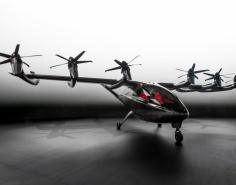 Startup-i i taksive ajrore Archer prezanton një mjet fluturues të vogël elektrik
