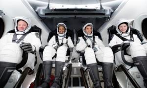 Grupi i parë privat i SpaceX tregon se si e kanë kaluar kohën në orbitë