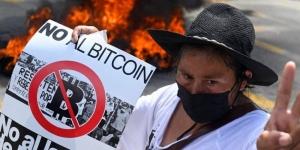 El Salvador ngrihet në protesta pas legalizimit të Bitcoin si një monedhë zyrtare