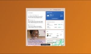 Si të hiqni Weather dhe News nga taskbar i Windows 10