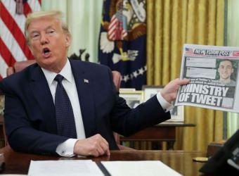 Trump firmos një akt i cili kërcënon direkt lirinë e rrjeteve sociale
