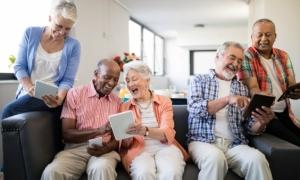 Një studim tregon se personat e moshuar që kanë njohuri rreth teknologjisë kanë benefite shëndetësore