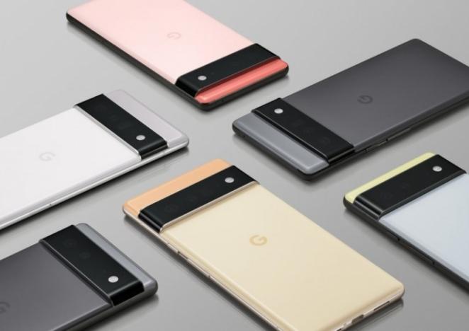 Google prezanton Pixel 6 me dizajnin unik